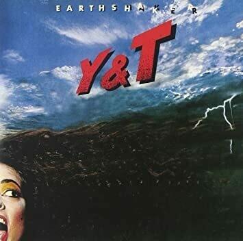"""Y & T """"Earthshaker"""" EX+ 1981"""