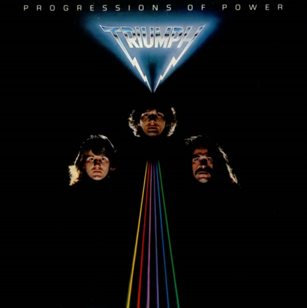 "Triumph ""Progressions Of Power"" NM- 1980"