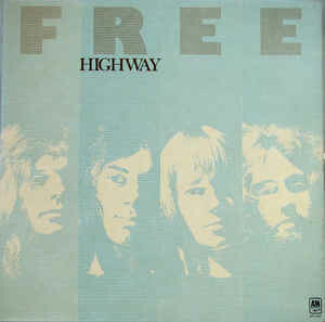 "Free ""Highway"" NM- 1970/re.1975"