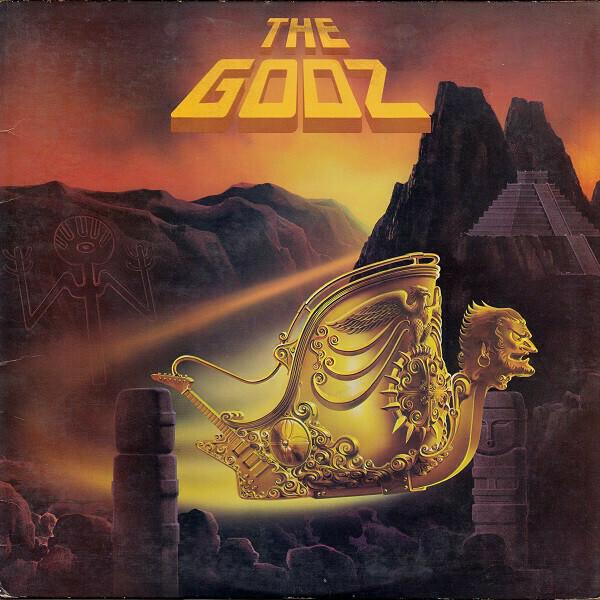 """The Godz """"The Godz"""" EX+ 1978"""