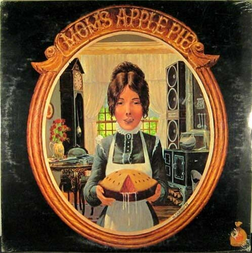 "Mom's Apple Pie ""Mom's Apple Pie"" EX+ 1972 *banned cover!*"