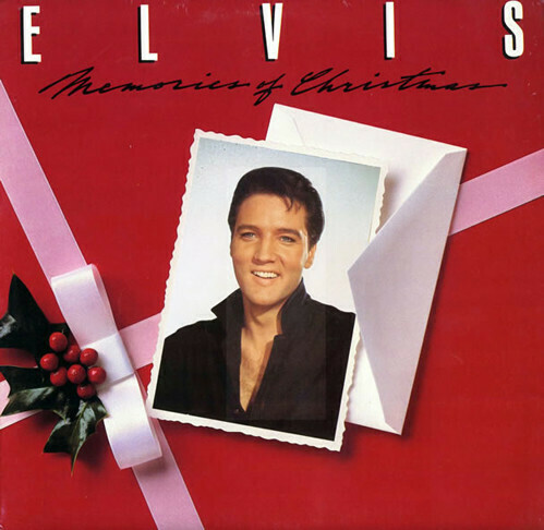 "Elvis Presley ""Memories Of Christmas"" EX+ 1982"
