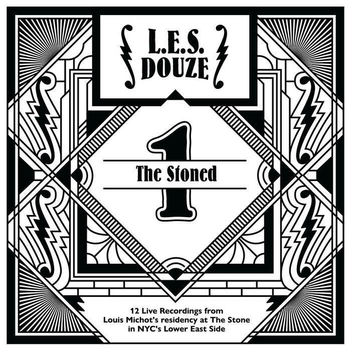 """L.E.S. Douze """"The Stoned"""" *TAPE* 2018"""
