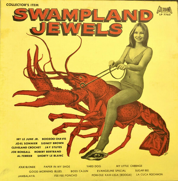 "Various ""Swampland Jewels"" *SEALED* {Goldband version}"