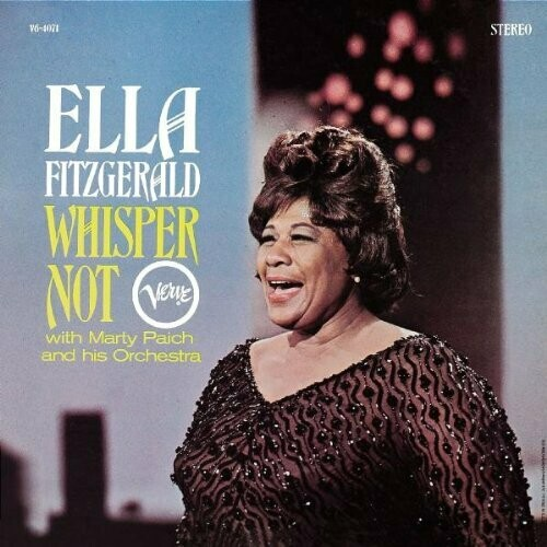 "Ella Fitzgerald ""Whisper Not"" (G) 1966"