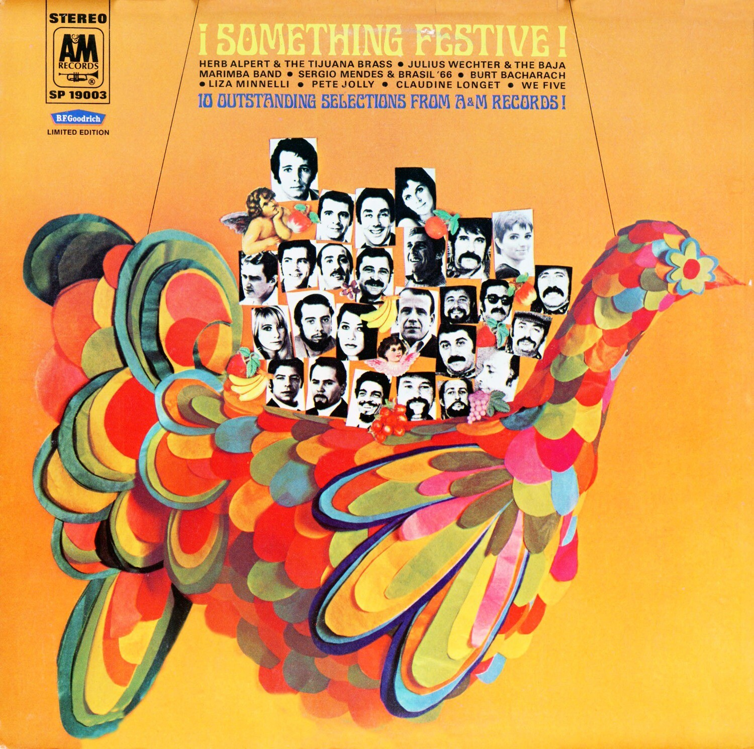 "Various ""¡Something Festive!"" EX+ 1968"