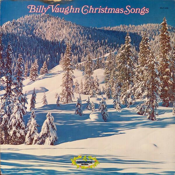"Billy Vaughn ""Christmas Songs"" VG+ 1978"