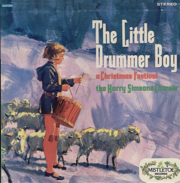 "Harry Simeone Chorale ""The Little Drummer Boy"" VG 1973"