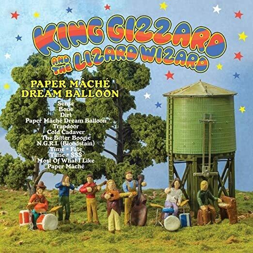 "King Gizzard ""Paper Mache Dream Ballon"""
