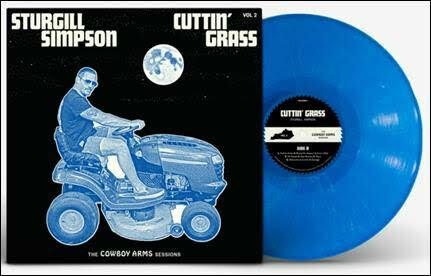 """Sturgill Simpson """"Cuttin' Grass"""" Vol. 2 *INDIE EXCLUSIVE*"""