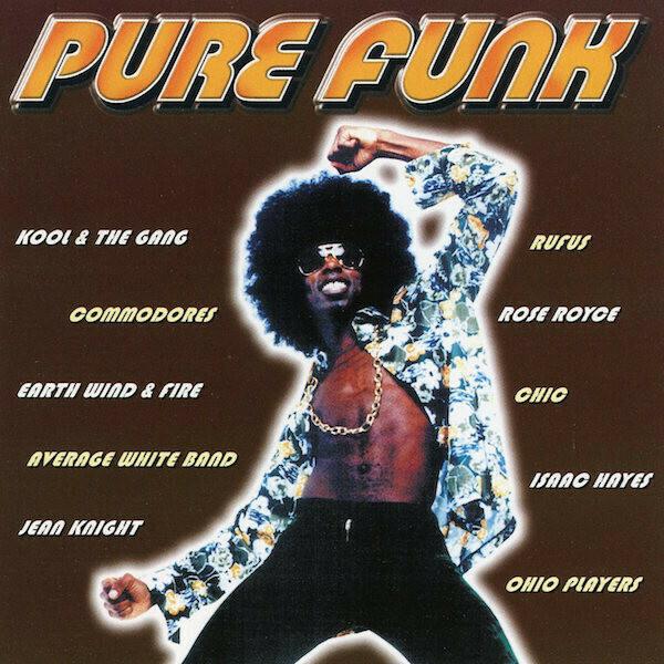 """Various """"Pure Funk"""" *CD* 1998"""