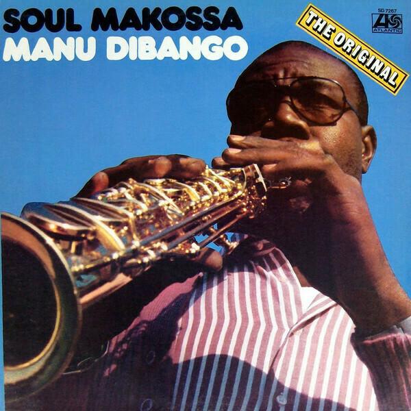 """Manu Dibango """"Soul Makossa"""" VG+ 1973"""