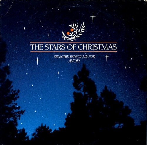 """Various """"The Stars Of Christmas"""" EX+ 1988 *w/booklet!*"""