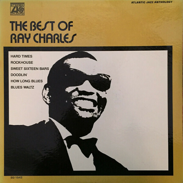 """Ray Charles """"The Best Of Ray Charles"""" EX+ 1970"""