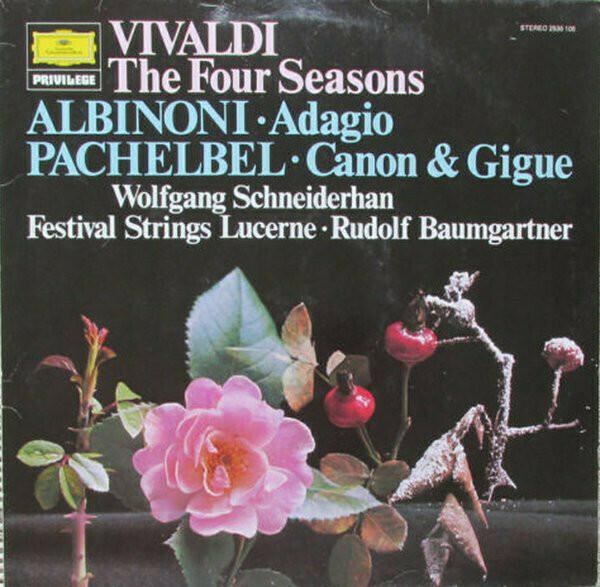 "Vivaldi ""The Four Seasons"" VG- 1977/re. [r2208685]"