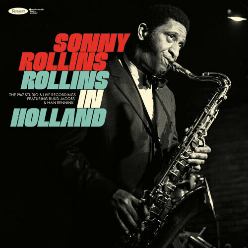 "Sonny Rollins ""Rollins In Holland"" *RSD 2020*"