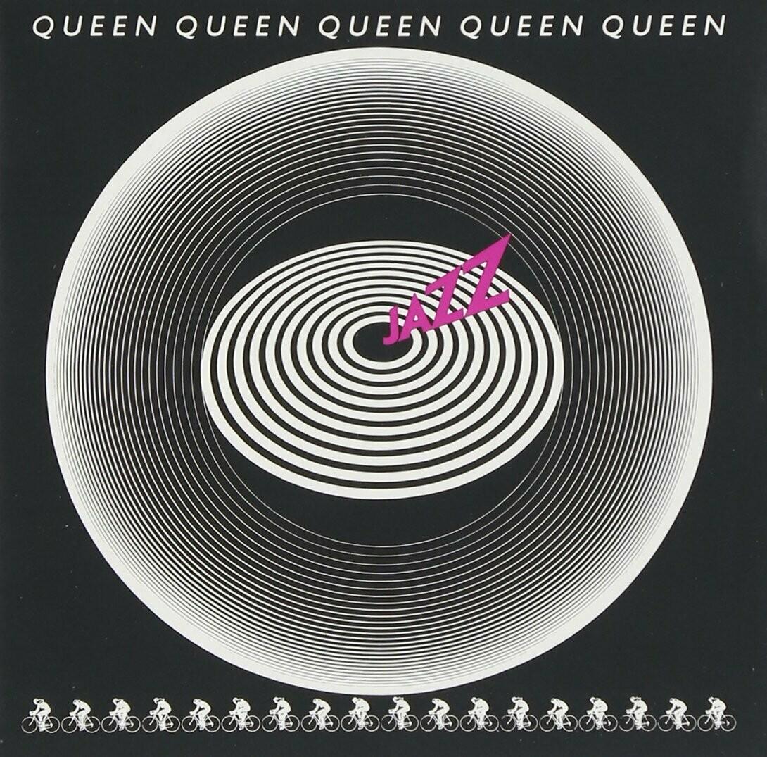 """Queen """"Jazz"""""""