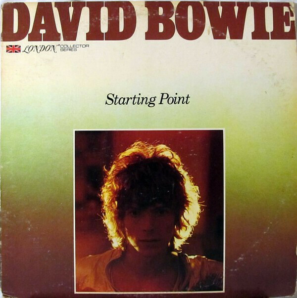 "David Bowie ""Starting Point"" NM 1977"