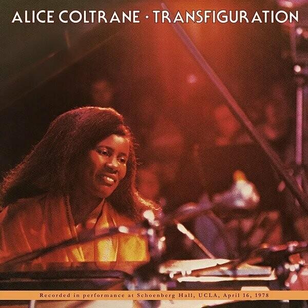 """Alice Coltrane """"Transfiguration"""""""