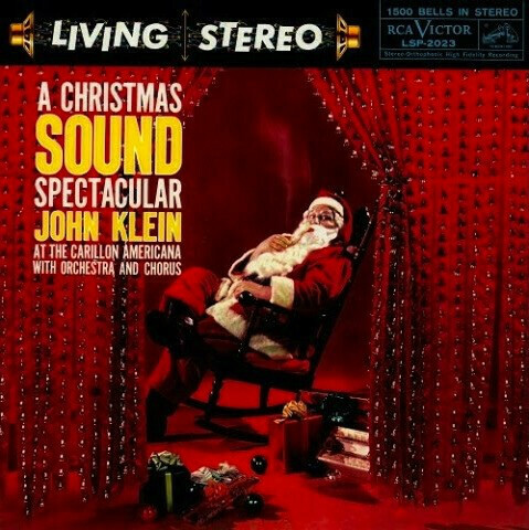 "John Klein ""A Christmas Sound Spectacular"" VG- 1959"