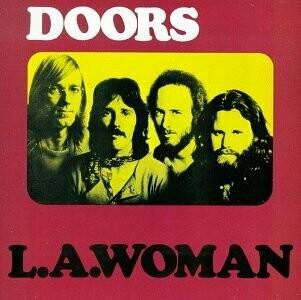 """The Doors """"L.A. Woman"""" *CD* 1971/re.1988"""
