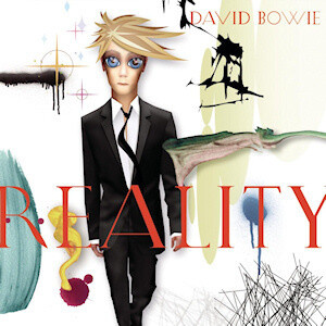 "David Bowie ""Reality"" *CD* 2003"