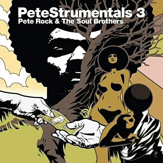 "Pete Rock ""Petestrumentals 3"""