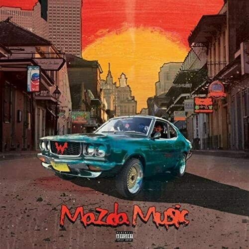 "Warganization ""Mazda Music"" *CD*"