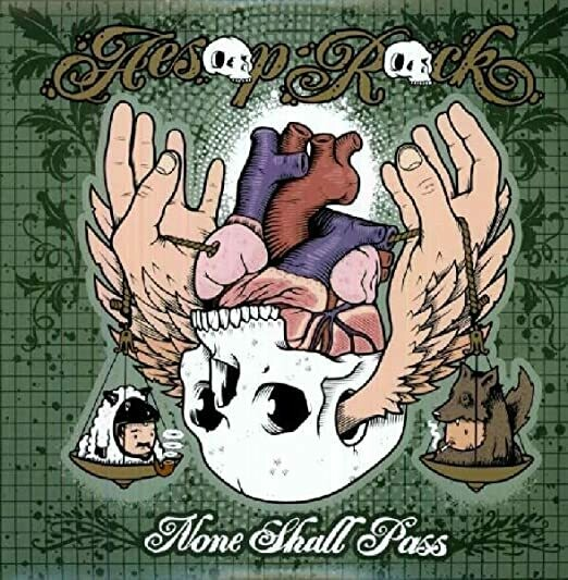 """Aesop Rock """"None Shall Pass"""""""