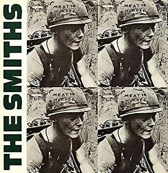 """The Smiths """"Meat Is Murder"""" EX+ 1985"""