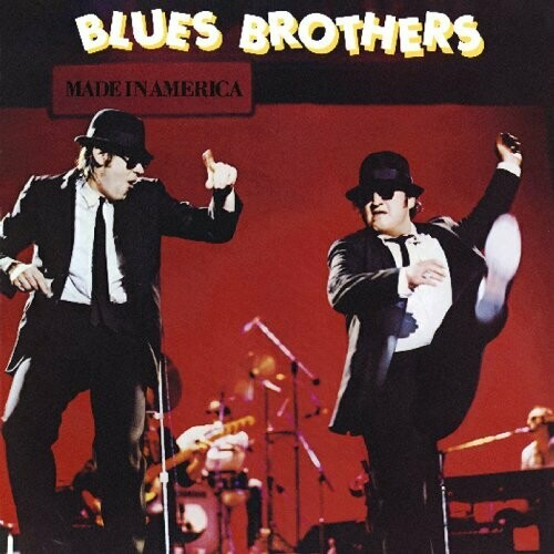 "Blues Brothers ""Made In America"" NM 1980 *DE press!*"