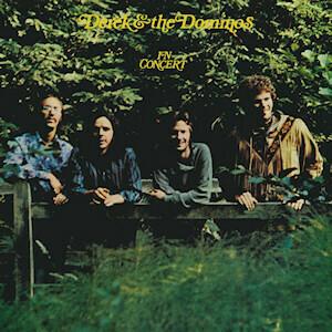 """Derek & The Dominos """"In Concert"""" VG+ 1973 {2xLPs!}"""