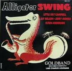 """Various """"Alligator Swing"""" NM- 1987 *UK press* {SW/DNAP}"""