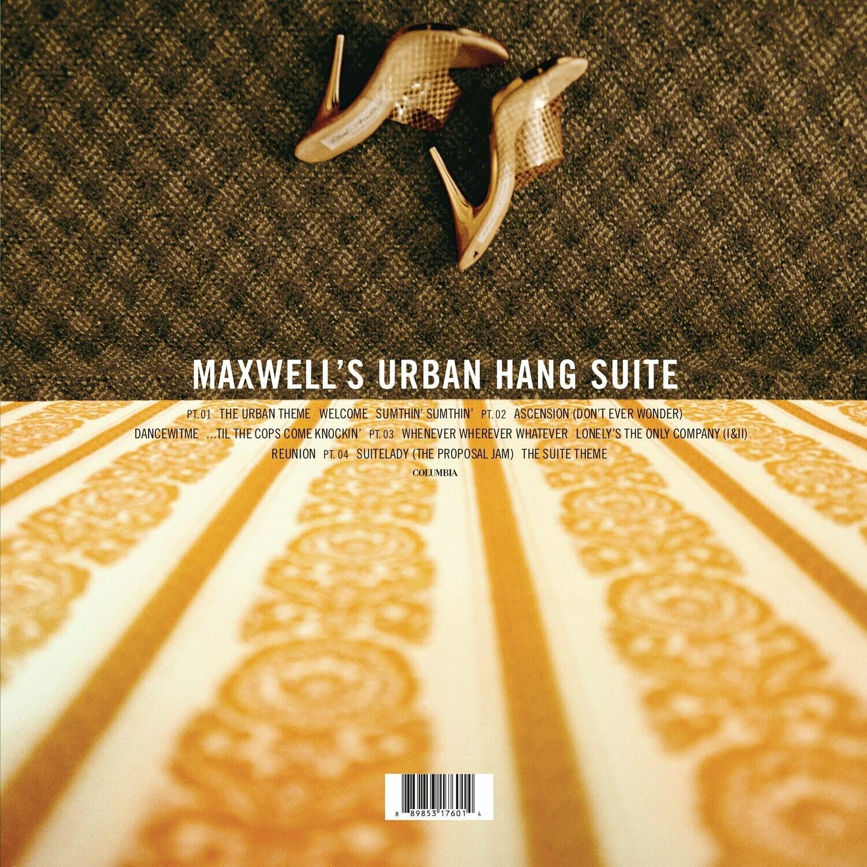"Maxwell ""Maxwell's Urban Hang Suite"""
