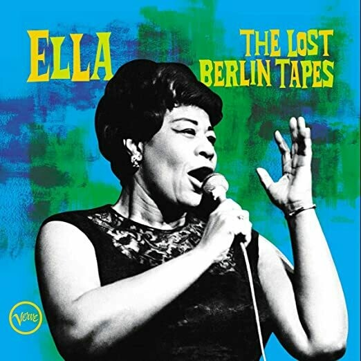 "Ella Fitzgerald ‎""The Lost Berlin Tapes"" {2xLPs!}"