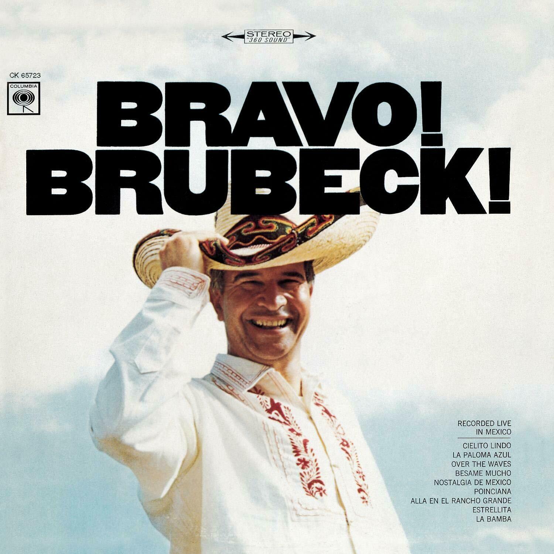 """Dave Brubeck Quartet """"Bravo! Brubeck!"""" EX+ 1967"""