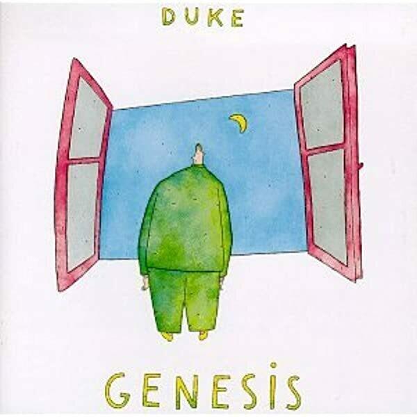 "Genesis ""Duke"" VG+ 1980 *DE press!*"