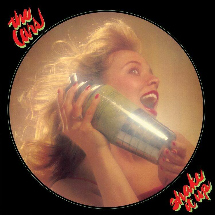 "The Cars ""Shake It Up"" SYEOR *Ltd. Ed. Neon Green Vinyl*"