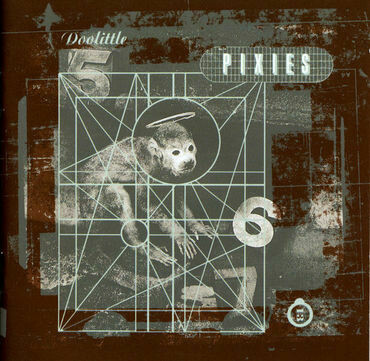 "Pixies ""Doolittle"" *CD* 1989"