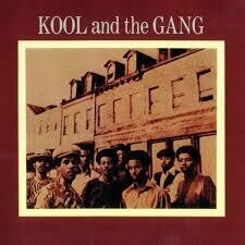"Kool & The Gang ""Kool & The Gang"" {50th anniv. ltd. ed.} (koolaid red vinyl!) *1,250 copies!*"