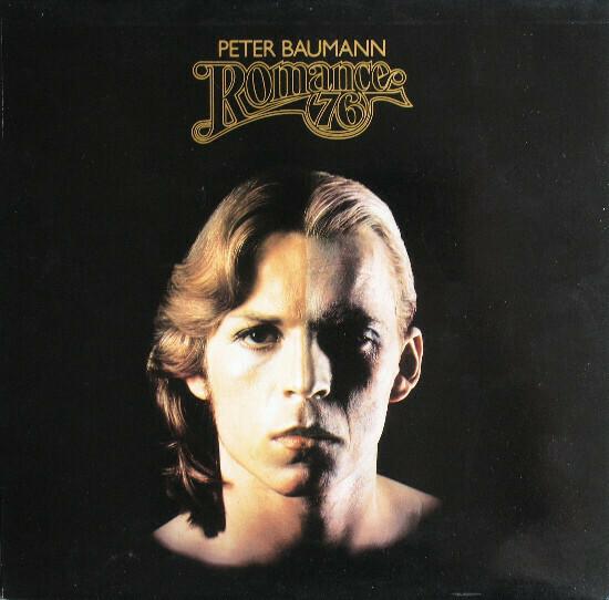 """Peter Baumann """"Romance 76"""" EX+ 1976"""
