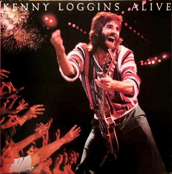 """Kenny Loggins """"Alive"""" EX+ 1980 {2xLPs!} *SW/DNAP*"""