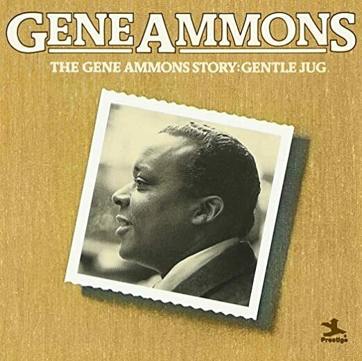 "Gene Ammons ""The Gene Ammons Story: Gentle Jug"" VG- 1978 {2xLPs!}"