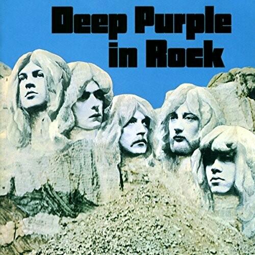 """Deep Purple """"In Rock"""" NM 1970/re.1980s *DE press!* [r1054238]"""