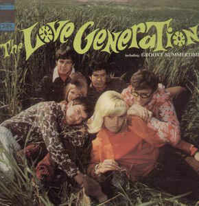"""The Love Generation """"The Love Generation"""" EX+ 1967"""