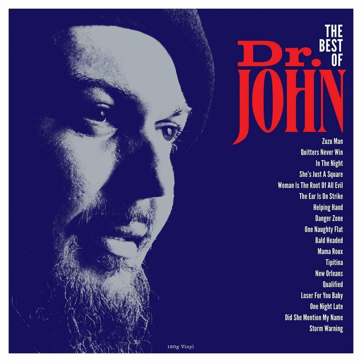 """Dr. John """"The Best Of..."""""""
