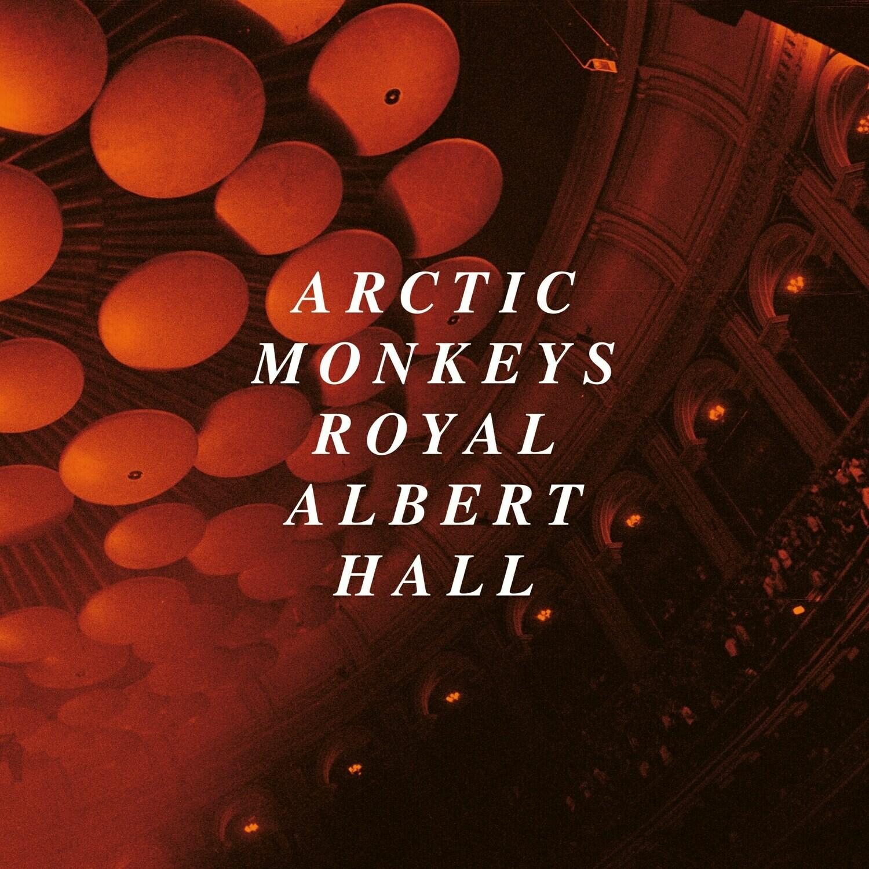 """Arctic Monkeys """"Royal Albert Hall"""""""