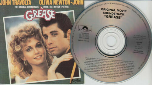 """Various """"Grease (OST)"""" *CD* 1978/re.1991"""