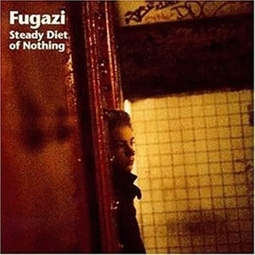 "Fugazi ""Steady Diet Of Nothing"" *CD* 1991"