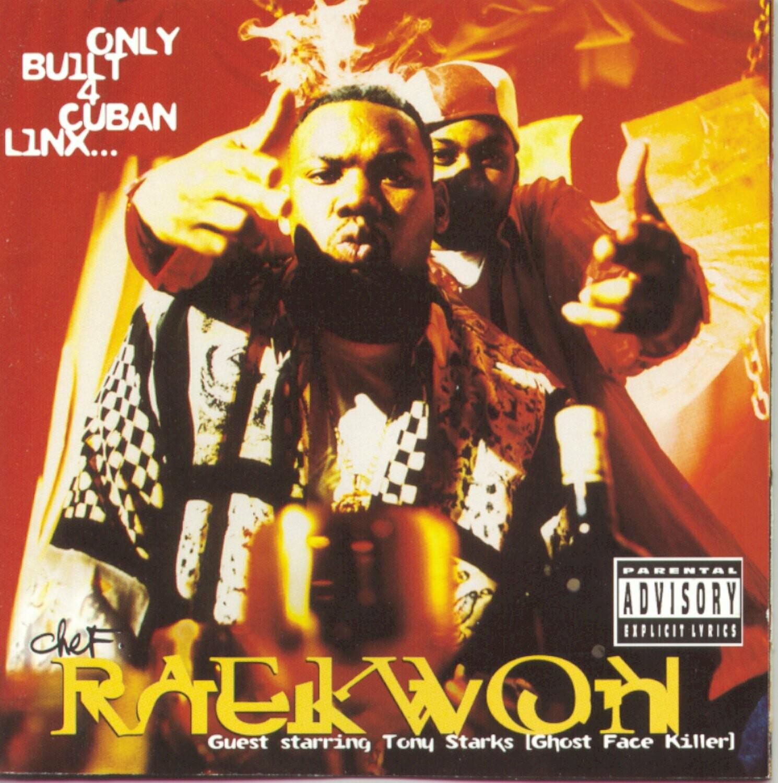 "Raekwon ""Only Built 4 Cuban Linx..."""